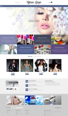 Dashing Prestashop Theme